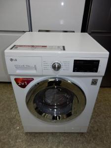 pračka se sušičkou LG F48J3TM5W SmartThinQ , 8/5 kg, 1400 ot, nová