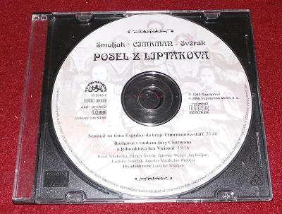 CD - Posel z Liptákova
