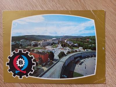 Stará pohlednice, Brno veletrh