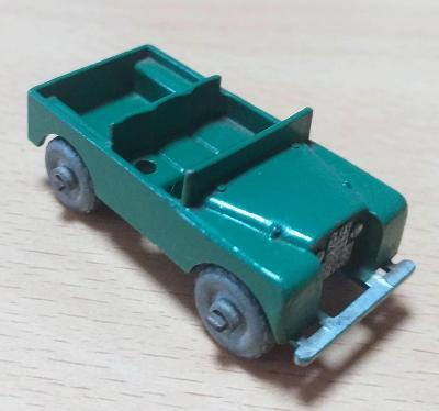 Matchbox -12A Land Rover