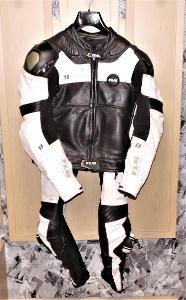 Kožený oblek na motorku