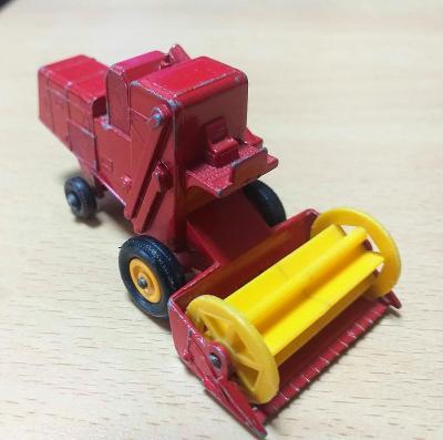 Matchbox-65C Combine Harvester