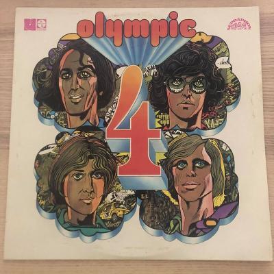 Olympic  – Olympic 4  (podepsané)