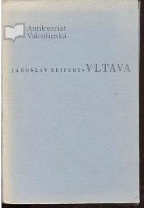 Vltava (7x grafika František Tichý) - (podpis Jaroslav Se