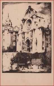 Šibenik (Sebenico) * umělecká * Chorvatsko (Jugoslávie) * Z082