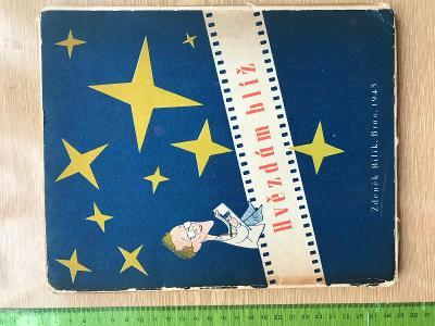 Hvězdám blíž…Filmové nebe v karikatuře 1943
