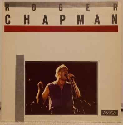 LP Roger Chapman - Roger Chapman, 1985 EX