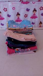 Set oblečení holka - 122