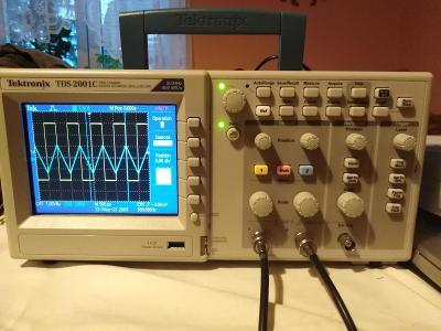 Osciloskop Tektronix TDS 2001C