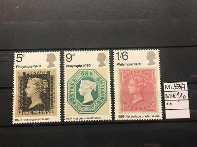 GB, Velká Británie, Mi. 555/7
