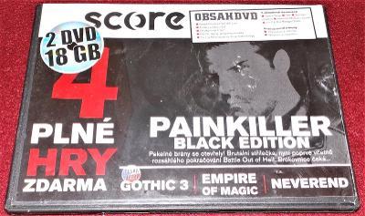4X PC hra - Gothic 3 ......
