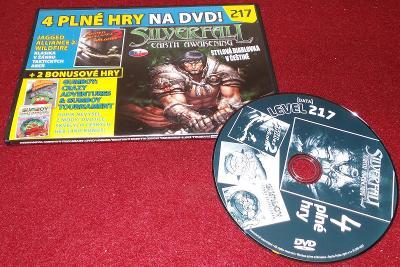 4X PC hra - Silverfall ....
