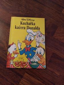 Kuchařka kačera Donalda Walt Disney