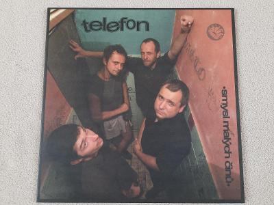 Telefon  – Smysl Malých Činů