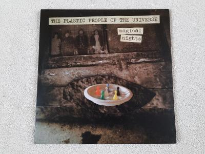 The Plastic People Of The Universe – Magical Nights - 3x LP