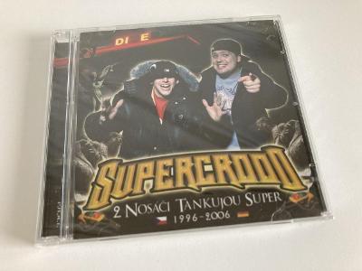 SUPERCROOO - DVA NOSÁČI TANKUJOU SUPER (Hugo Toxxx/James Cole) Dixxx