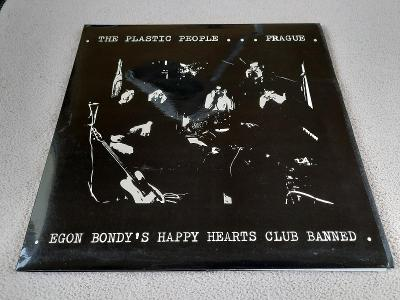 The Plastic People – Egon Bondy's Happy Hearts Club Banned