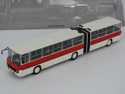 Ikarus 280 Autobus BUS 1:72 DeAgostini
