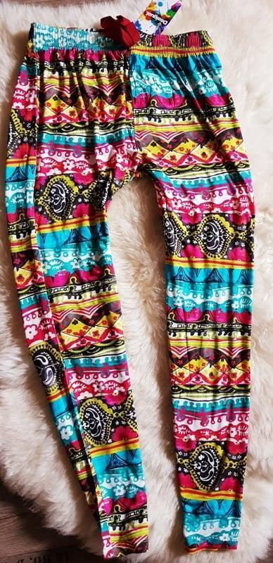 DESIGUAL pant_polka dots luxusní tepláčky/ s-m/nové 1,-  - Dámské oblečení
