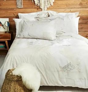 DESIGUAL pillow _white krásný povlak -povlečení na polštář/80x 50cm/