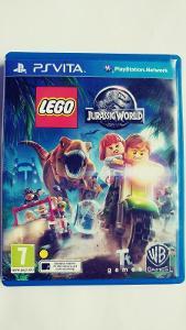 LEGO-JURASSIC WORLD-PS VITA