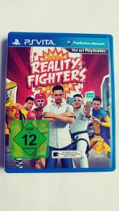 Reality Fighters-PS VITA