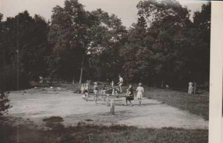 Nový Jičín, dětské hřiště