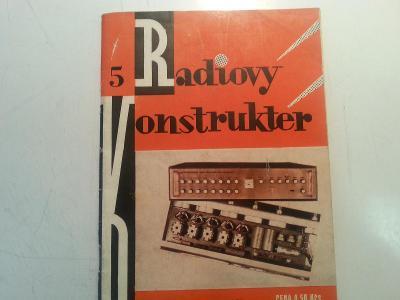 radiový konstruktér