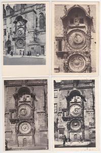 Praha (Orloj) 10 ks, 1910-1945
