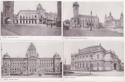 Praha (6 ks) 1925