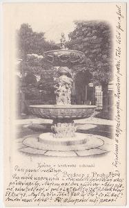 Praha - prošlá 1904