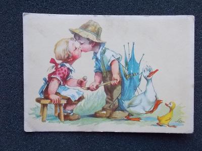 Salač malíř humor žert Příběhy škodolibých nešika medvídků