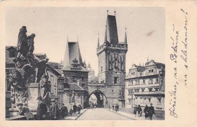 Praha - prošlá 1929