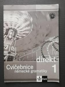 +++ Cvičebnice německé gramatiky Direkt 1 +++