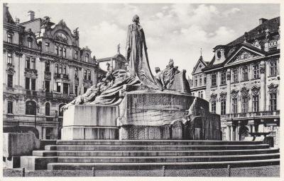 Praha - prošlá 1939