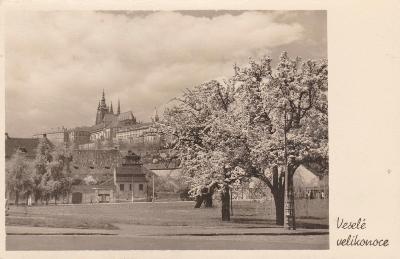 Praha (velikonoce) 1950