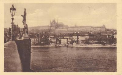 Praha - prošlá 1912