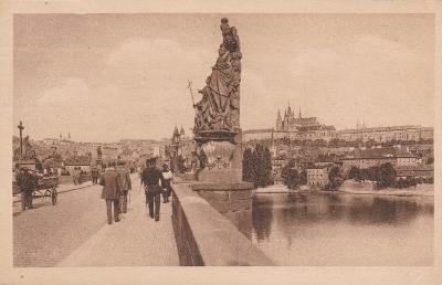 Praha - prošlá 1921