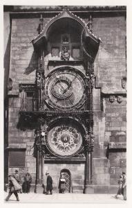 Praha - prošlá, polní pošta 1939