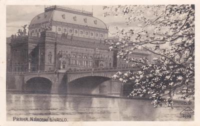 Praha - prošlá 1927