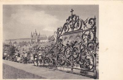 Praha - prošlá 1944
