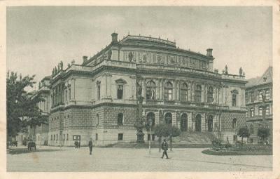 Praha - prošlá 1926