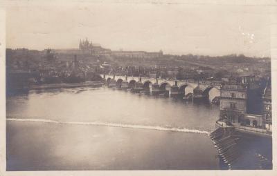 Praha - prošlá 1913