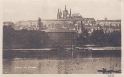 Praha - prošlá 1928
