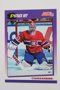 Patrick Roy Score 91 Montreal