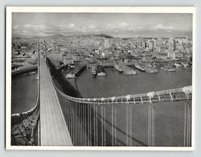 USA • CALIFORNIA • SAN FRANCISCO - OAKLAND BAY BRIDGE • 23
