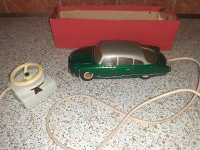 Tatra 603 zelená na bovden, Igla, Ites. RARE!!