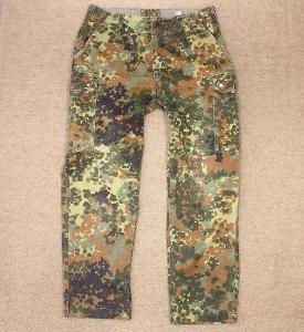 Pánské vojenské kalhoty BUNDESWEHR W31/L30=40/103cm #a606
