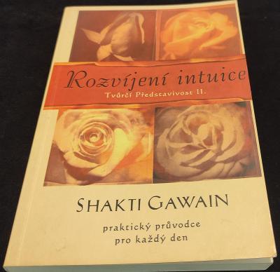 Rozvíjení intuice - Tvůrčí Představivost II. - Shakti Gawain