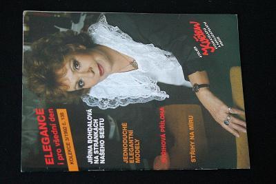 Elegance i pro všední den  3/1992     (l13)